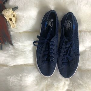Keds Net See Through Sneaker Shoes Sz 7.5